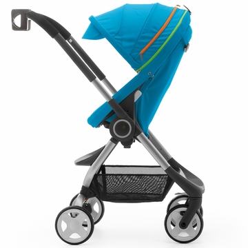 Stokke Scoot Stroller - Urban Blue 283113