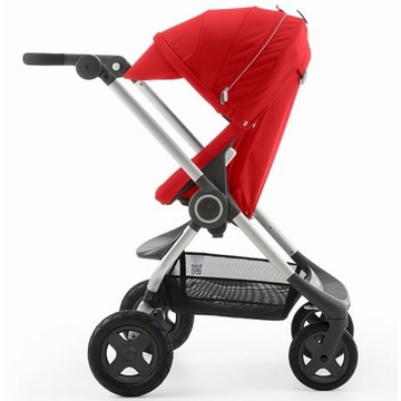 Stokke Scoot V2 Stroller - Red