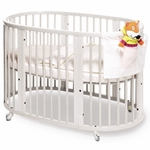 Stokke Sleepi Crib - White
