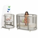 Stokke Sleepi System 1 Bassinet and Crib Set Gray