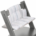 Stokke Tripp Trapp Cushion in Soft Stripe