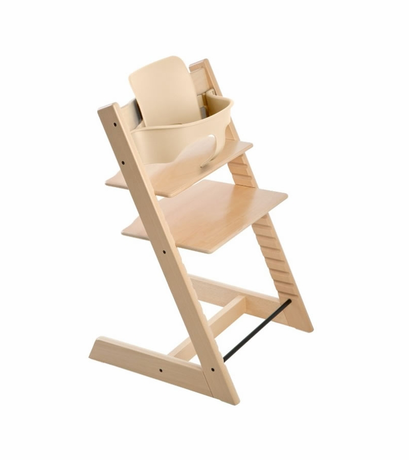 Stokke Tripp Trapp High Chair & Baby Set Natural