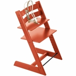 Stokke Tripp Trapp High Chair in Lava Orange