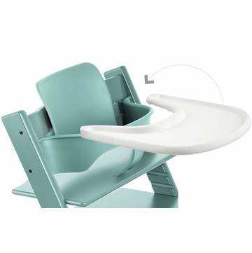 Stokke Tripp Trapp Infant Starter Set - Aqua Blue