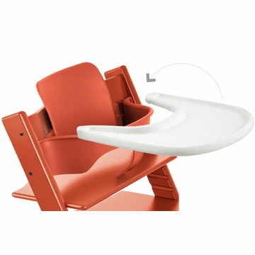 Stokke Tripp Trapp Infant Starter Set - Lava Orange