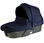 Stokke Xplory Carry Cot Complete - Deep Blue
