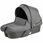 Stokke XPLORY Carry Cot Complete Kit  in Black Melange