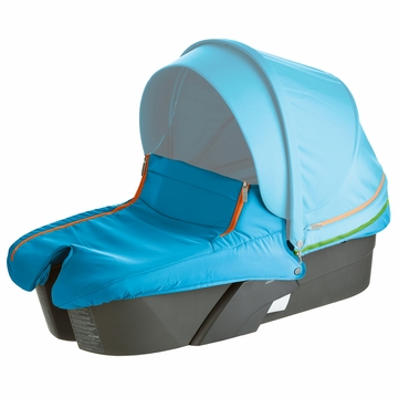 Stokke Xplory Carry Cot - Urban Blue