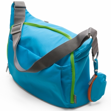 Stokke Xplory Changing Bag - Urban Blue