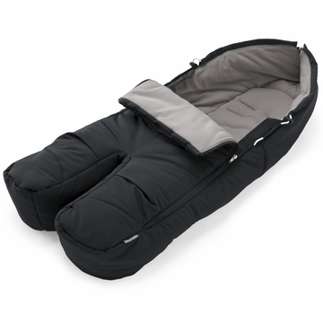 Stokke Footmuff in Black