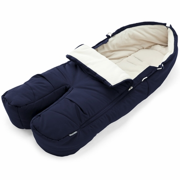 Stokke Footmuff in Deep Blue