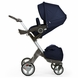 Stokke XPLORY Stroller in Deep Blue