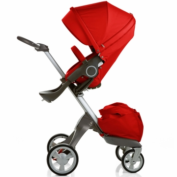 Stokke XPLORY Stroller in Red