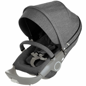 Stokke Xplory Style Kit Seat in Black Melange