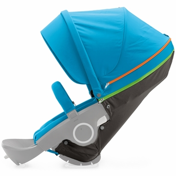 Stokke Xplory Style Kit Seat in Urban Blue