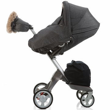 Stokke Xplory Winter Kit - Anthracite Melange