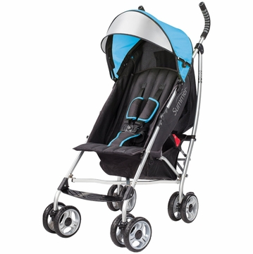 Summer Infant 3D Lite Stroller - Carribbean Blue