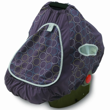 Summer Infant Baby Shade Infant Car Seat Cover - Black