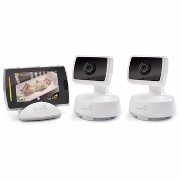 Summer Infant Baby Touch Boost with Extra Camera - Bundle