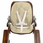 Summer Infant Bentwood High Chair Seat Set - Beige