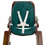 Summer Infant Bentwood High Chair Seat Set - Teal