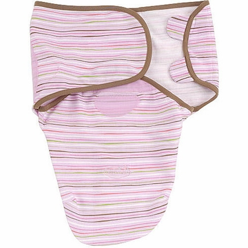 Summer Infant Cotton SwaddleMe Blanket (S/M) - Stripe