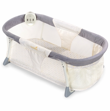 Summer Infant Deluxe By Your Side Sleeper - Circle Geo