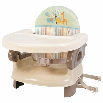 Summer Infant Deluxe Comfort Folding Booster, Neutral