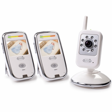Summer Infant Dual Coverage Digital Video Monitor Set