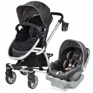 Summer Infant Fuze & Prodigy Travel System - Blaze Black