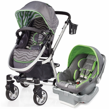 Summer Infant Fuze & Prodigy Travel System - Mod Green