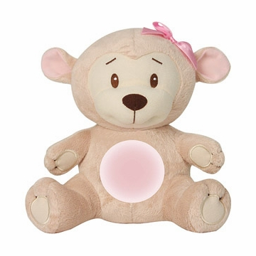 Summer Infant Lullaby Soother, Lily Girl Monkey
