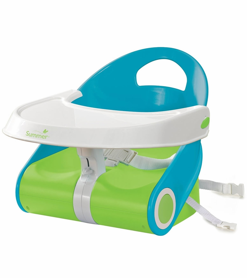 Summer Infant Sit N Style Fold Up Booster Seat