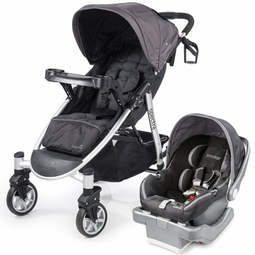 Summer Infant Spectra & Prodigy Travel System - Blaze Black