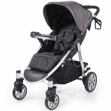 Summer Infant Spectra Stroller - Blaze/Black
