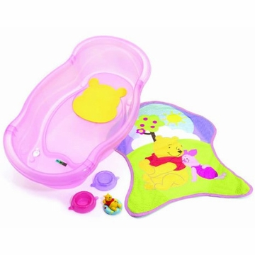 Summer Infant Winnie the Pooh Pink Bathtub