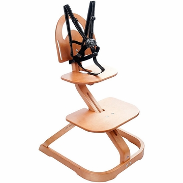 Svan Signet Essential High Chair - Cherry