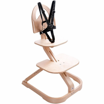 Svan Signet Essential High Chair - Natural