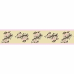 Sweet JoJo Designs Abby Rose Wall Border
