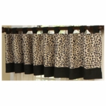 Sweet JoJo Designs Animal Safari Window Valance