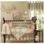 Sweet JoJo Designs Annabel 9 Piece Crib Bedding Set