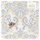 Sweet JoJo Designs Avery Gray & Yellow Memo Board
