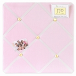 Sweet JoJo Designs Ballerina Fabric Memo Board