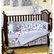 Sweet JoJo Designs Camo Blue 9 Piece Crib Bedding Set