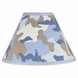 Sweet JoJo Designs Camo Blue Lamp Shade