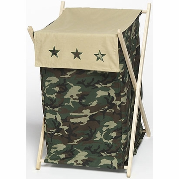 Sweet JoJo Designs Camo Green Hamper