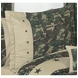 Sweet JoJo Designs Camo Green Pillow Sham
