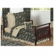 Sweet JoJo Designs Camo Green Toddler Bedding Set