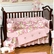 Sweet JoJo Designs Camo Pink 9 Piece Crib Bedding Set