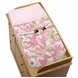 Sweet JoJo Designs Camo Pink Changing Pad Cover